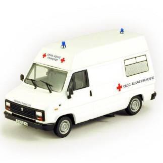 véhicule croix rouge