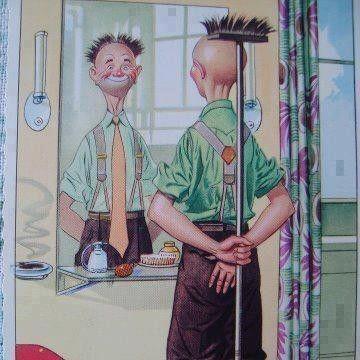 Humour - Contre la calvitie