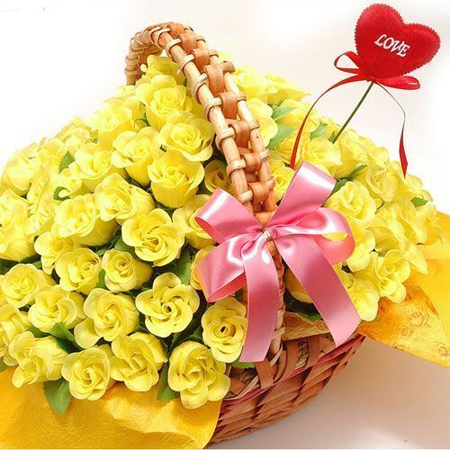 Fleurs page 7 for Bouquet de fleurs jaunes