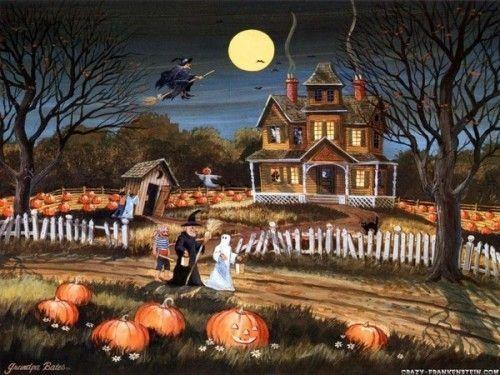 Halloween - Paysage