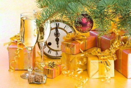 Joyeux Noël - Cadeaux sous l'arbre