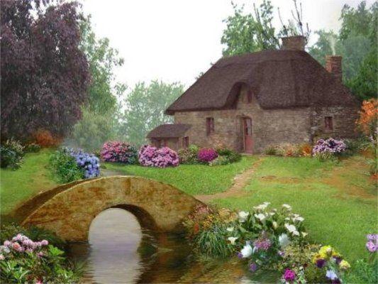 fleurs jardinage paysage maison pont des fleurs. Black Bedroom Furniture Sets. Home Design Ideas