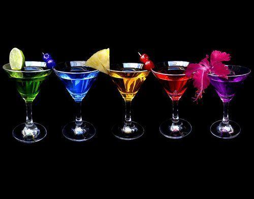 Fête Évènement - Coupe différentes saveurs